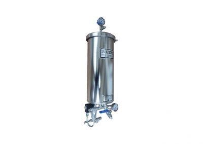 Air Compressor Oil Filtration System