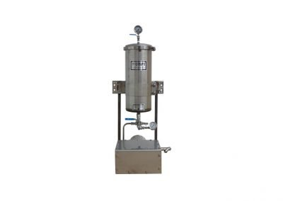 Caustic Washdown Filtration Systems