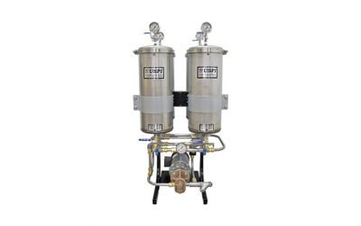 Glycol Filtration Systems
