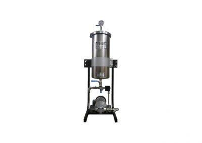 Vacuum Pump Filtration System