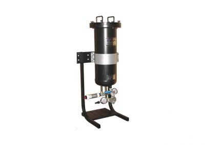 Refrigeration Oil Filtration System